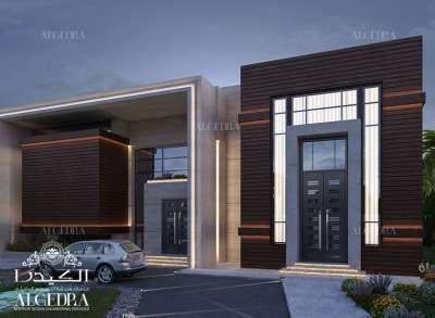 تصميم منزل حديث