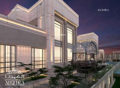 Architect Design for Palace