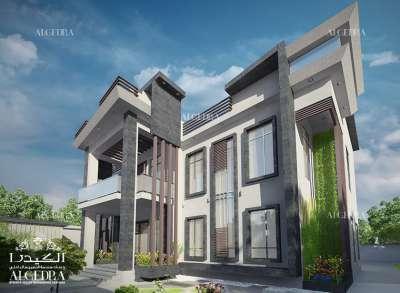 Villa Exterior Design Dubai