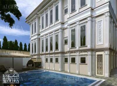 Villa Structure design