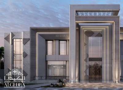 The best villa design