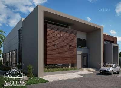 Unique Villa Exterior Design