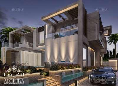 Best villa 3d design