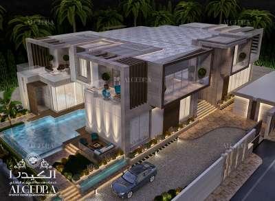 Duplex villa designs