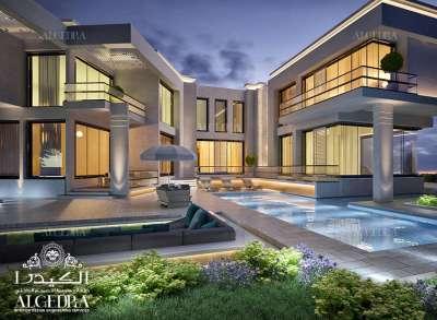 2 bedroom villa design