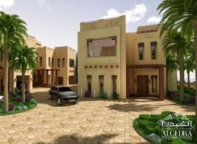 Villa design modern