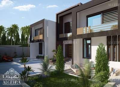 4 bhk villa design