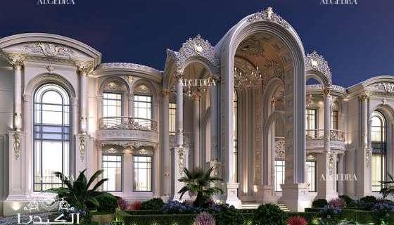 Exterior Design for Villa