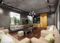 تصميم داخلي للمنازل