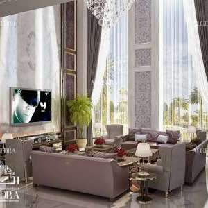 Family Sitting Room Design
