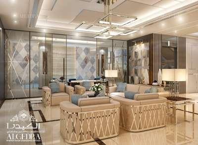 تصميم غرفة الجلوس