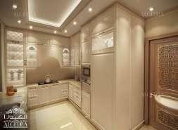 التصميم الداخلي لمطبخ