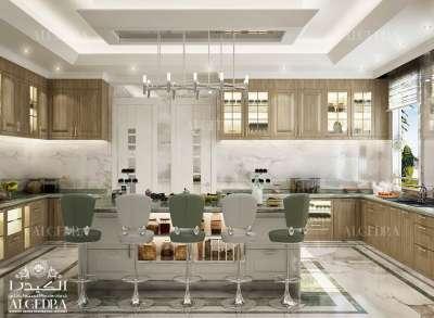 تصميم جميل للمطبخ