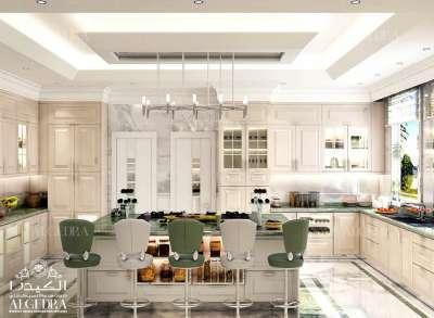 تصاميم المطابخ في دبي