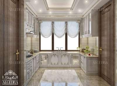 التصميم الداخلي للمطبخ دبي
