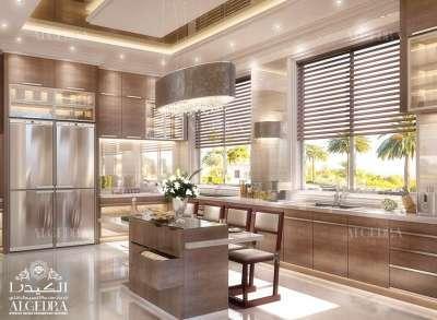 التصميم الداخلي للمطبخ