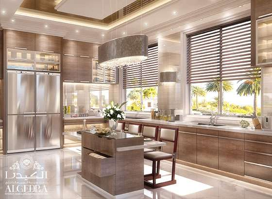 As The Hub Of The Home, The Kitchen Is A Space With All The Action Hence  The Interior Design Of The Kitchen Should Be Selected Wisely.