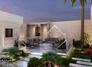 تصميم الحدائق المنزلية