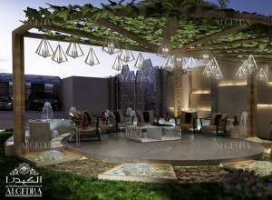 مصممو الحدائق في دبي
