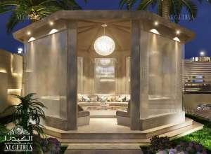 Luxury Landscape design Abu Dhabi