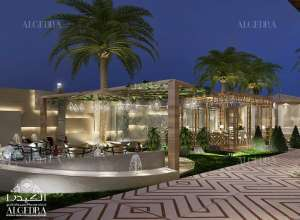 تصميم الحدائق في دبي