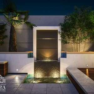 landscape design by algedra