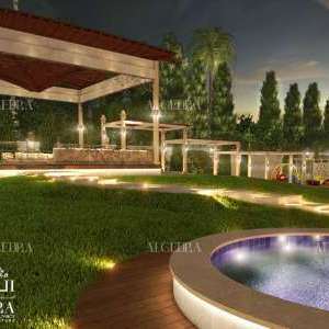 landscape gallery design