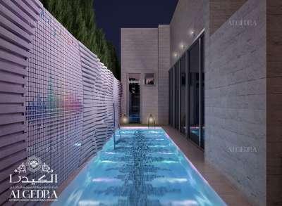 landscape pool design