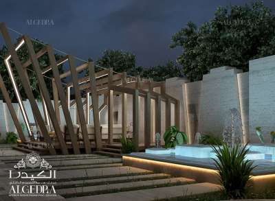 house landscape design