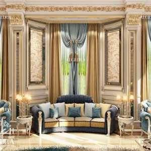 Luxury Majlis Design by Algedra
