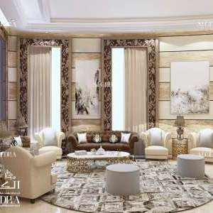 Beautiful Majlis Interior Design