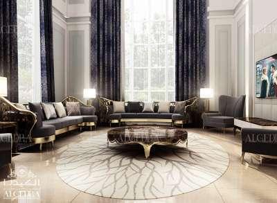 Modern Majlis Design Interior