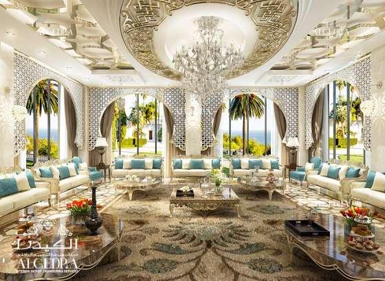 Luxury Villas Design Interior Design Consultants In Dubai Algedra