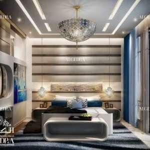 ديكورات غرف نوم راقية في أبوظبي