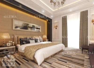 Luxury Design Master Bedroom