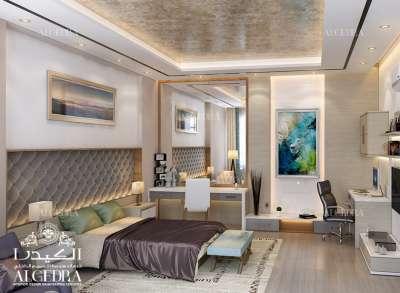 Elegant Master Bedroom Design