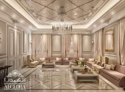 Luxury Majlis Décoration in Dubai