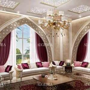 beautiful Women majlis design