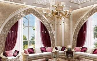 التصميم الداخلي الإسلامي