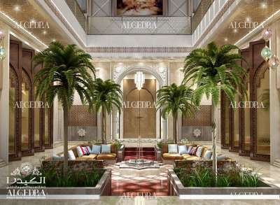 Villa Majlis Design in UAE