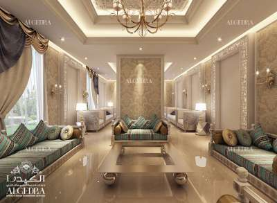 Men Majlis Design by Algedra