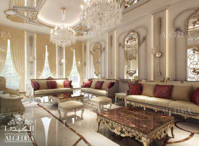 Luxury Men Majlis design