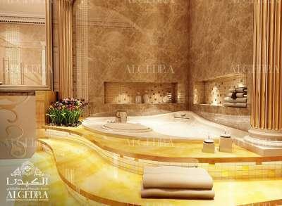 bathroom stylish interior