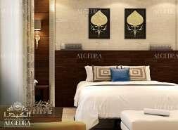 التصميم الداخلي لغرف النوم