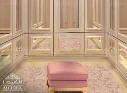 Dressing Room design by Algedra