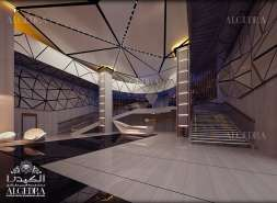 hotel interior design Abu dhabi