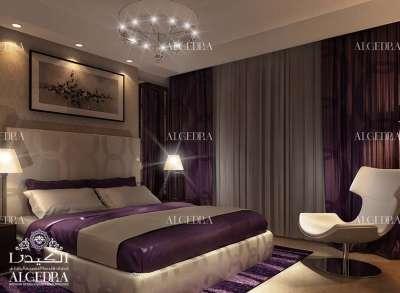 luxury hotel bedroom design