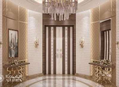 Lobby Interior Design Dubai
