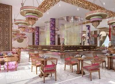 شركات تصميم داخلي مطاعم