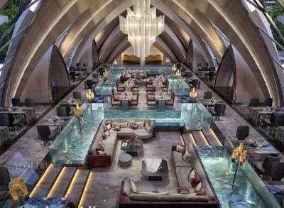 تصميم مطعم جميل
